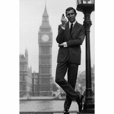 George Lazenby Poster 24inx36in Poster