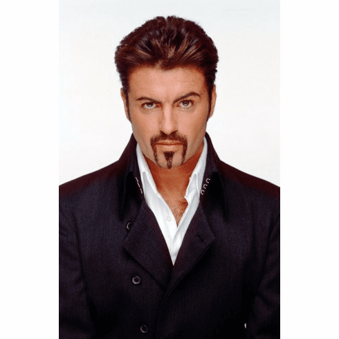 George Michael Poster 24inx36in