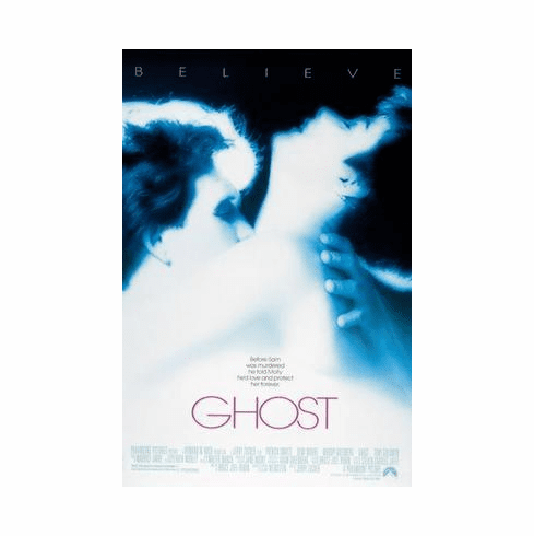 Ghost Movie Poster 24in x36 in