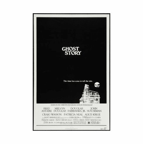 Ghost Story Mini Poster 11x17