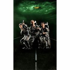 Ghostbusters No Text Art Only Movie Poster 11x17 Mini Poster