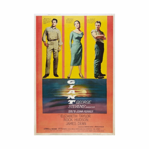 Giant Movie Poster 24x36