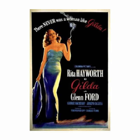 Gilda Movie Poster 24inx36in