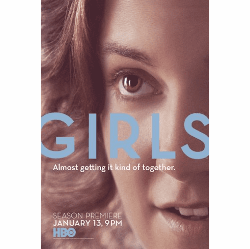 Girls Season Premiere Poster 24inx36in Poster