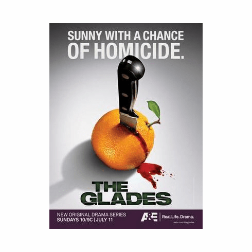 Glades The Movie Poster 24in x36 in