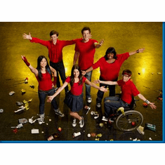 Glee Arms Up Poster 24inx36in