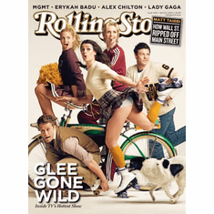 Glee Rolling Stone Cover Poster 24inx36in