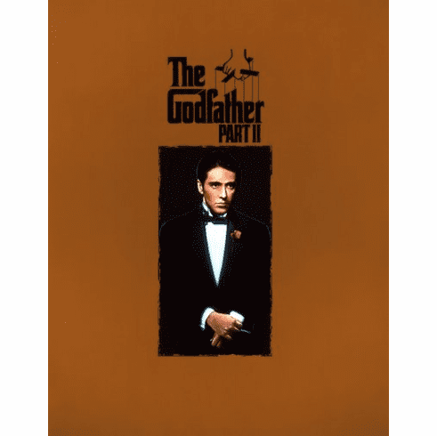 Godfather 2 The Movie Poster 24inx36in