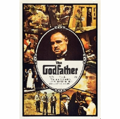 Godfather Poster 24inx36in