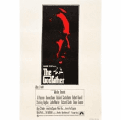Godfather The Movie Poster 11x17 Mini Poster