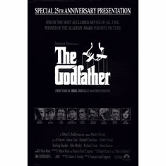 Godfather The Movie Poster 24inx36in