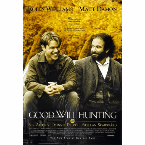 Good Will Hunting Movie Poster 24inx36in
