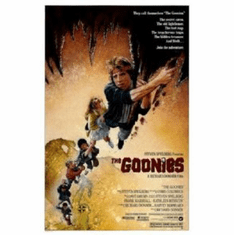 Goonies Movie 8x10 photo Master Print