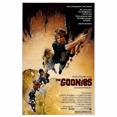 Goonies Movie Poster 24inx36in