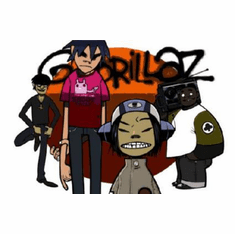 Gorillaz 11inx17in Mini Poster #01