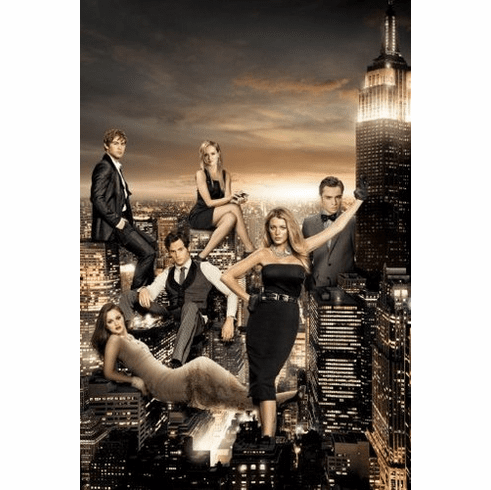 gossip girl Mini Poster 11inx17in poster