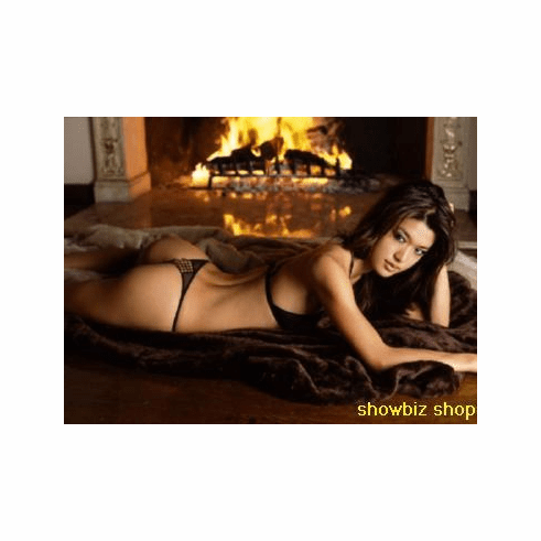 Grace Park Poster Sexy Lingerie 24inx36in
