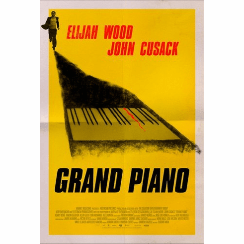 Grand Piano Movie Poster 24Inx36In Poster