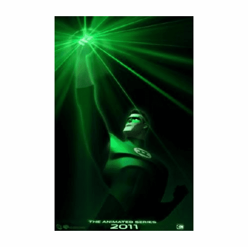 Green Lantern The Animated Series Poster 24inx36in