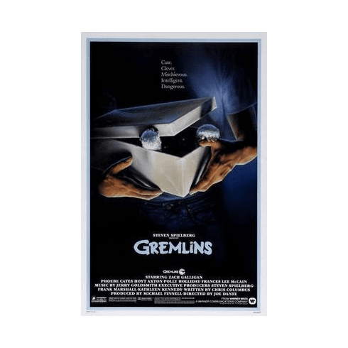 Gremlins Movie Poster 24in x36 in