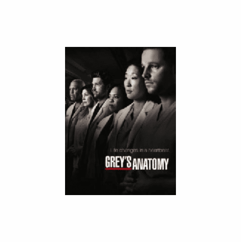 Greys Anatomy 8x10 photo Master Print