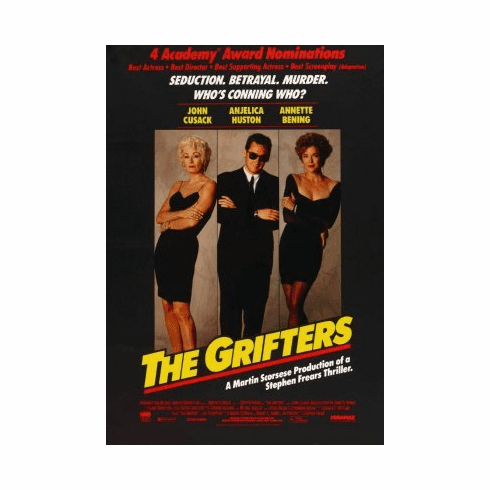 Grifters Movie Poster 24x36 #01
