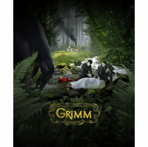grimm 8x10 photo