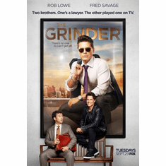 Grinder Poster 24in x36in