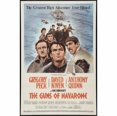 Guns Of Navarone Mini Poster #01 11inx17in Mini Poster