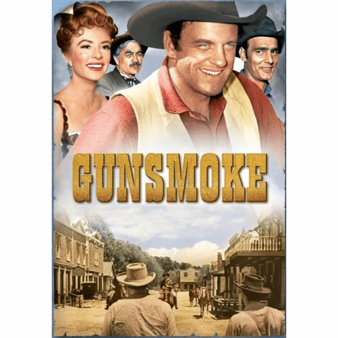 Gunsmoke Poster 24inx36in