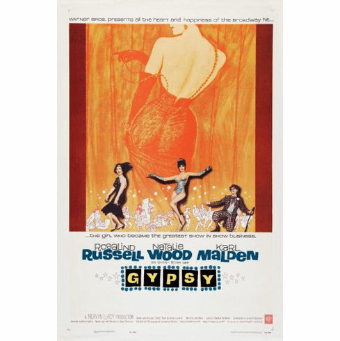 Gypsy Movie Poster 24inx36in