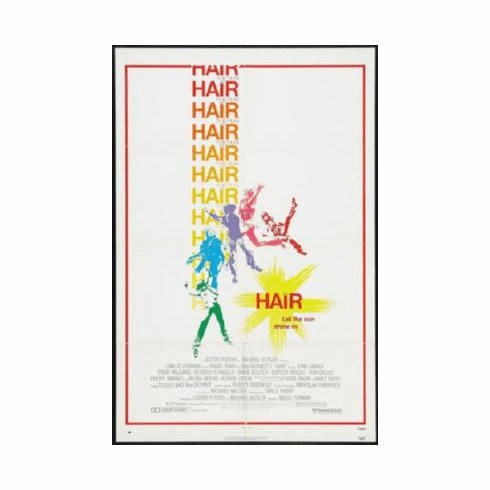 Hair Poster 24inx36in