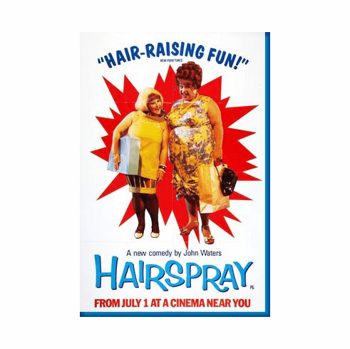 Hairspray Movie Poster 24inx36in