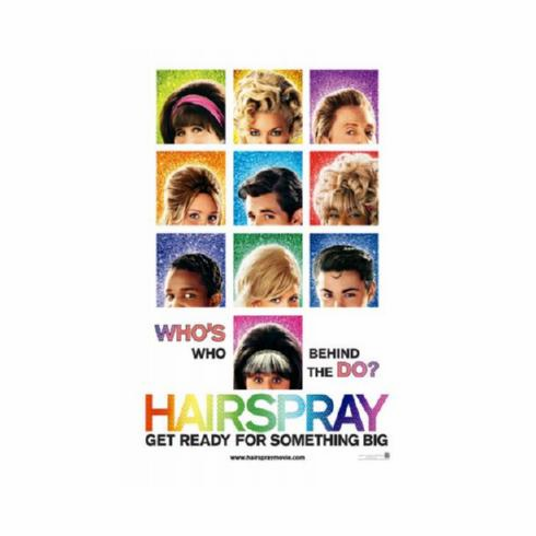 Hairspray Poster #02 24inx36in