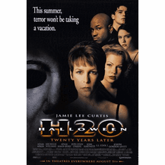 Halloween H20 Movie Poster 24inx36in