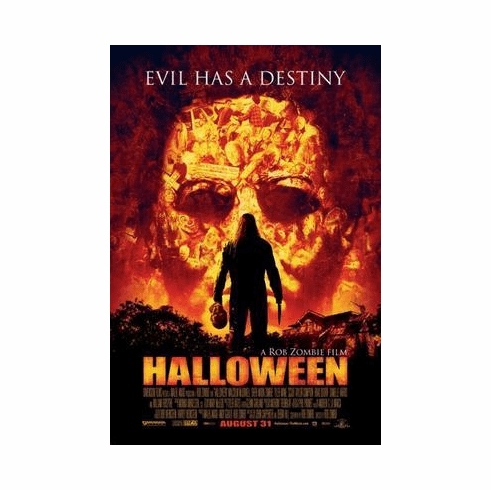 Halloween Movie Poster 24in x36 in