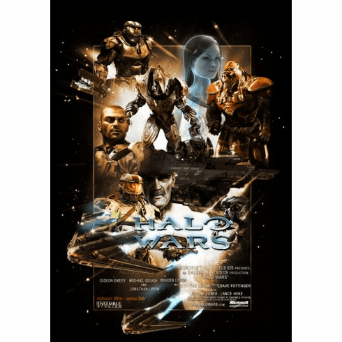 Halo Wars Poster 24inx36in