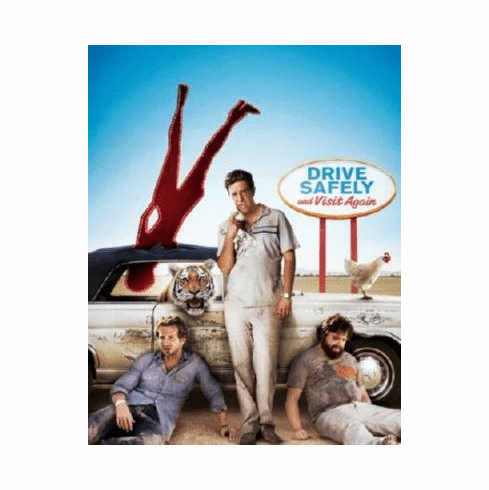 Hangover The Mini Movie #01 8x10 photo master print