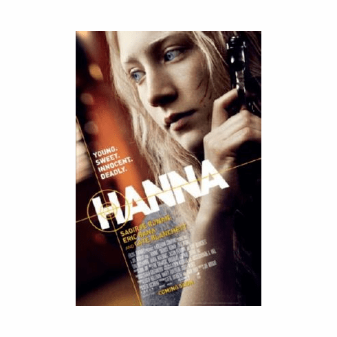 Hanna Poster 24inx36in