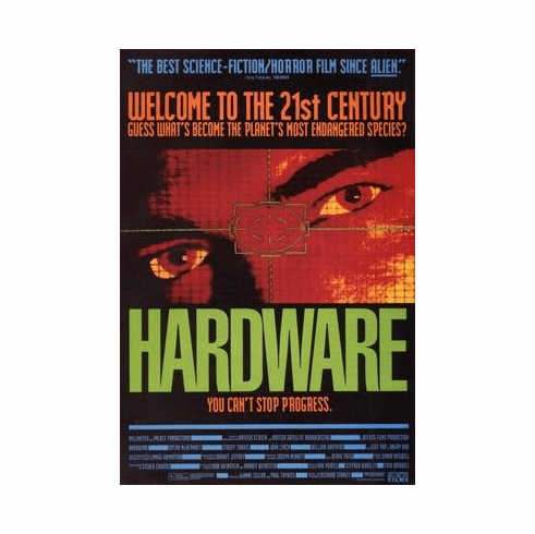 Hardware Movie Poster 11x17 Mini Poster