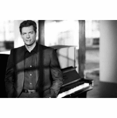 """Harry Connick Jr Black and White Poster 24""""x36"""""""