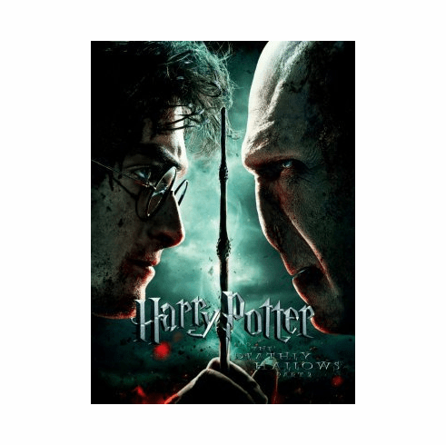 Harry Potter And The Deathly Hallows Ii Mini Poster 11x17