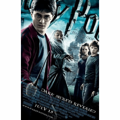 harry potter half blood prince 8x10 photo