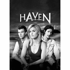 """Haven Black and White Poster 24""""x36"""""""