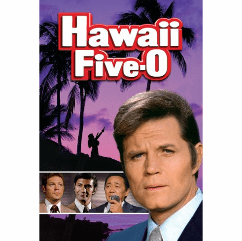 Hawaii Five-O Poster 24inx36in