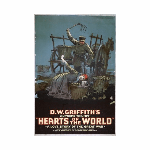 Hearts Of The World Mini Poster 11x17