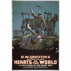 Hearts Of The World Movie Poster 24x36