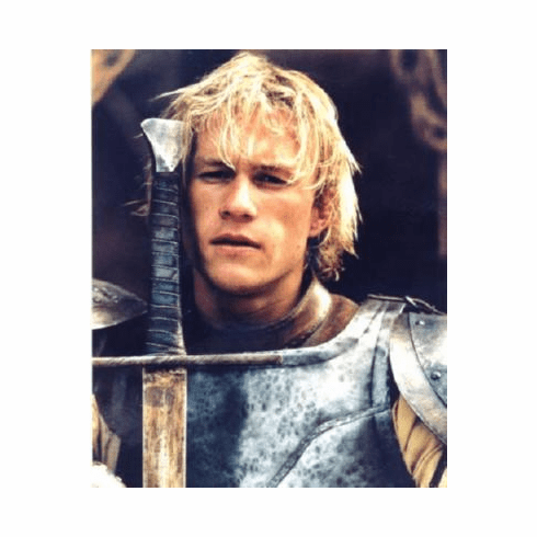 Heath Ledger Poster 24inx36in