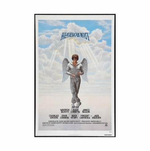 Heaven Can Wait Poster 24inx36in