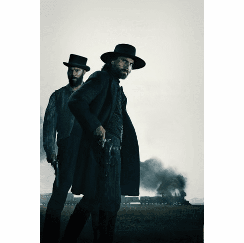 Hell On Wheels Poster 24inx36in Poster